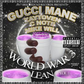 RapDose - World War 3: Lean Cover Art