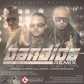 Bandida (Official Remix)