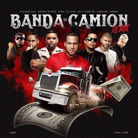 Banda de Camión (Official Remix) (By JGalvez)