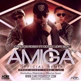 Amiga (Official Remix) [RAPETON.COM]