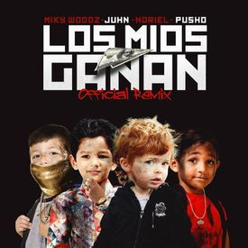Los Mios Ganan (Official Remix)
