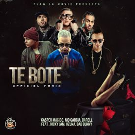 Te Bote (Official Remix)