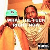 RapFavorites - What The Fuck Right Now Cover Art