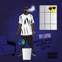 Raph Da Gwap Man - Black Luke: Wrath Of Raph Cover Art