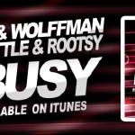 Raphenom - Busy (Full Rap Wolffman Clean Radio Edit) Cover Art