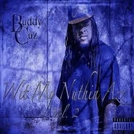 Raphenom - WIT MY NUTHIN AZZ VOL. 2 CHOPPED AND SLOW BY DJ RED S.U.C. Cover Art
