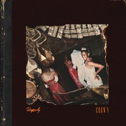 Rapsody - Crown Cover Art