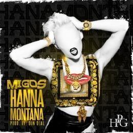 RapSwag - Hannah Montana (Dirty)[No DJ] Cover Art