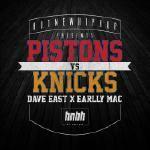 rapWAVE - Pistons Vs. Knicks Cover Art