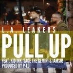 RapXclusive - Pull Up (feat. Kid Ink, Sage the Gemini & Iamsu!) Cover Art