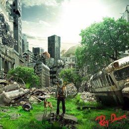 @RapxRnB - On My Own (Lyrics in Description) Cover Art