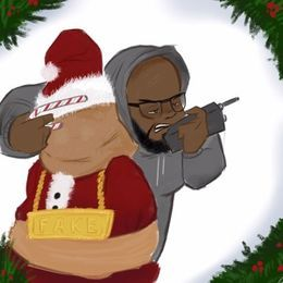 @RapxRnB - Santa Is Your Daddy Cover Art
