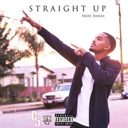 @RapxRnB - Straight Up (Prod. Shines) Cover Art