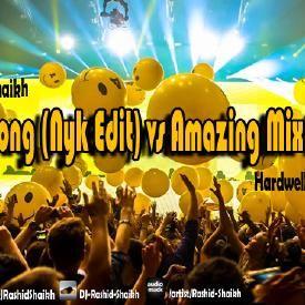 DJ Rashid Shaikh - Ping Pong (Nyk Edit) vs Amazing Mix 2k14 Hardwell JuicyM