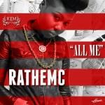 RAtheMC - All Me [Freestyle] Cover Art