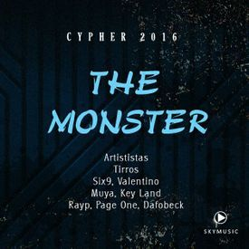 THE MONSTER (CYPHER 2016).mp3
