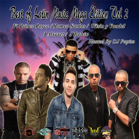 Best of Latin Music Mega Edition Vol 2