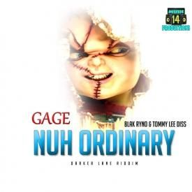NUH ORDINARY (BLAK RYNO & TOMMY LEE SPARTA DISS)