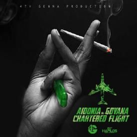 AIDONIA FT GOVANA - CHARTERED FLIGHT (RAW)