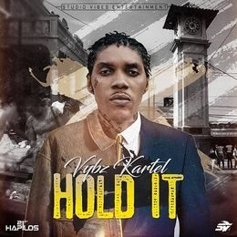 Realest Entertainment© - HOLD IT (RAW & RADIO) Cover Art