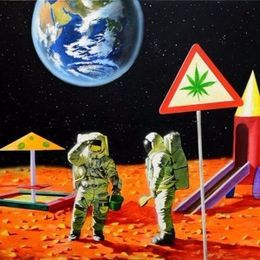 RealNigger - Drug Parade Cover Art