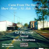 Reefa Testarossa - Came From The Durty Cover Art