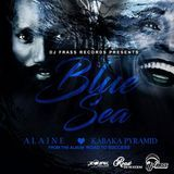 Reggae Promo - Blue Sea Cover Art