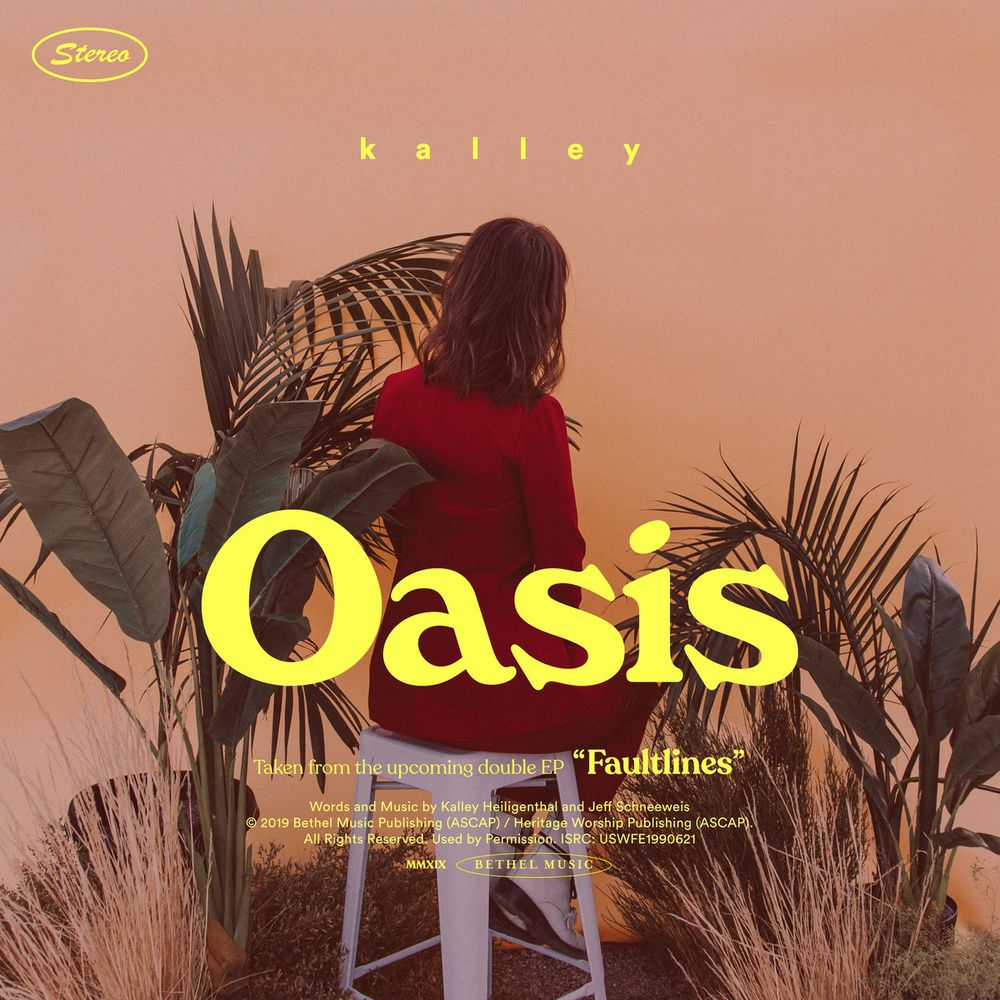 Oasis By Kalley From Reino Urbano Listen For Free