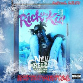 Rich the Kid Ft. Kendrick Lamar - New Freezer Instrumental (ReProd. @RELEB9