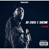 REMICE DA GIANT - Den Started It Something Freestyle Cover Art