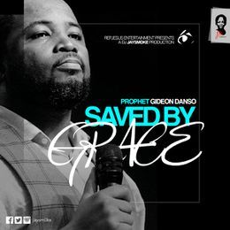 RepJesus Radio - Saved by Grace Cover Art