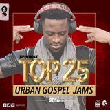RepJesus Radio - Top 25 Jamz 2016 (Uncut) Cover Art