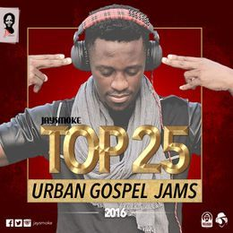 RepJesus Radio - Top 25 Jamz 2016 (Uncut) Cover Art