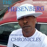 REUBENSTEIN - THE HEISENBERG CRONICLES Cover Art