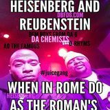 REUBENSTEIN - When In Rome  Cover Art