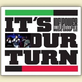 Rhymageddon - It's Our Turn Cover Art