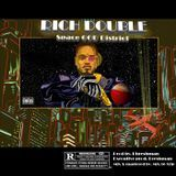 Rich Double - Space God District Cover Art