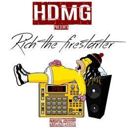 RTF_HDMG - This a Firestarter Beat vol 3 Cover Art