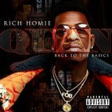 RichHomieQuan - Back to the Basics Cover Art