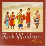 rick waldron - Africa Cover Art