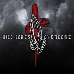 Rico Jones - Overcome (Prod by: Penacho Beats)  Cover Art