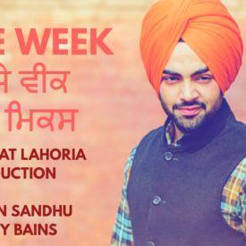Teeje Week Remix Jordan Sandhu Feat Lahoria Production (Orignal Mix)