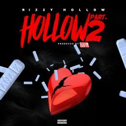 Rizzy Hollow - Hollow Pt.2 Cover Art