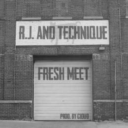 R.J. and Technique - Fresh Meet Cover Art