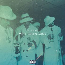 Mint Green Mink