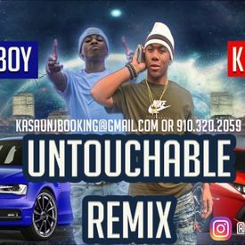 NBA Young Boy - Untouchable Ft. KaSaunJ (Remix)