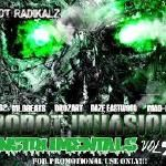 ROBOT RADIKALZ BEATS - INVASION PART TWO (INSTRUMENTALS) Cover Art