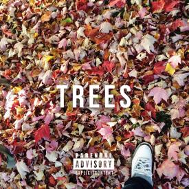 RocGloc - TreesEP Cover Art