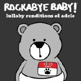 rockabyebabymusic - Lullaby Renditions of Adele Cover Art