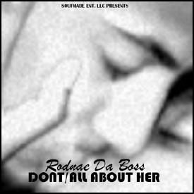 ALL ABOUT HER - DONT - SOUFMADE MIX